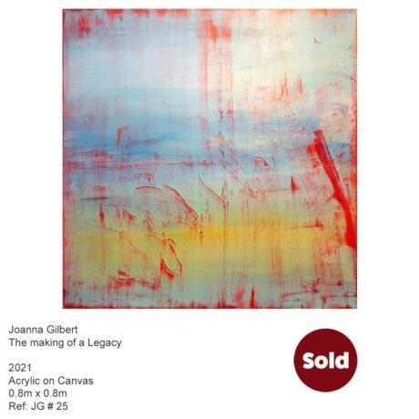 Joanna-Gilbert - Making-of-Legacy