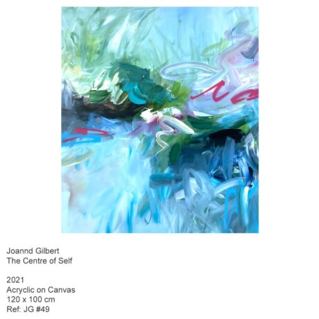 Joanna Gilbert.- The Centre of Self