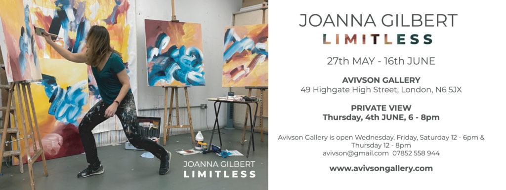 JOANNA GILBERT - Avivson Gallery